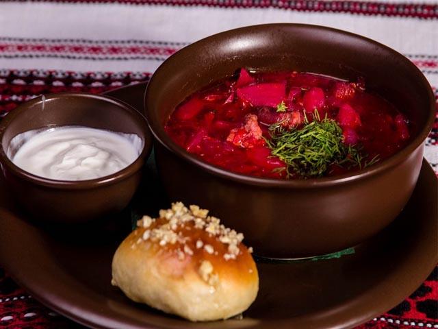 Как приготовить настоящий украинский борщ пошаговый рецепт с 9