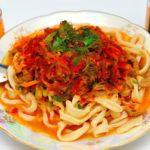 Как приготовить лагман дома-5 пошаговых рецептов