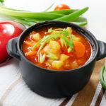 Постный суп — 6 рецептов приготовления постных супов