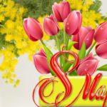 Короткие поздравления женщин в стихах на 8 марта 2020 года