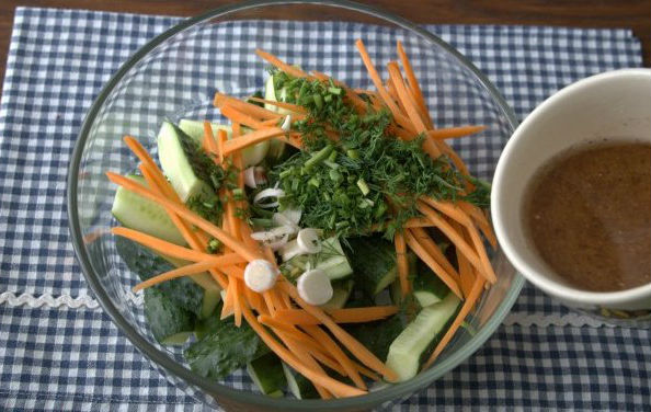 Огурцы по-корейски на зиму: лучшие рецепты
