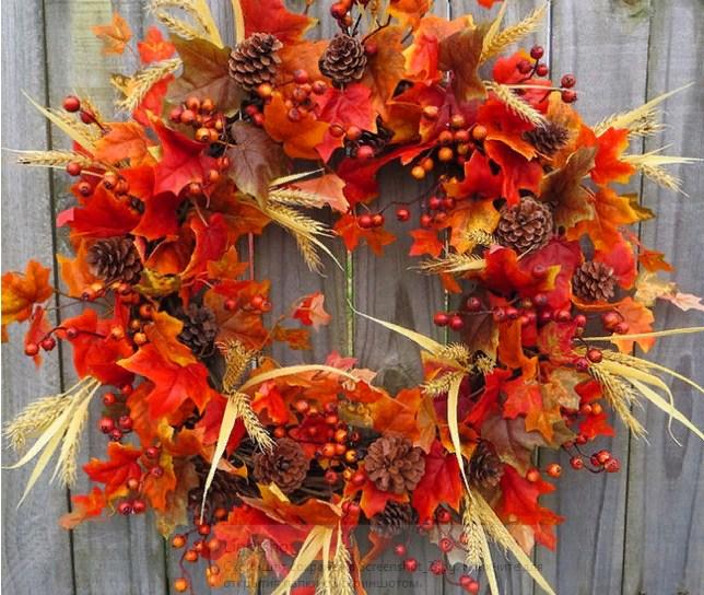 458-4 Поделки своими рукам на тему осень в садик из природного материала