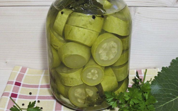 Маринованные кабачки на зиму пальчики оближешь  13 вкусных и простых рецептов приготовления кабачков