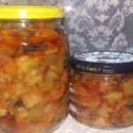 Заготовки из баклажанов на зиму—лучшие рецепты