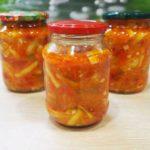 Фасоль с овощами на зиму — 5 вкусных рецептов заготовки фасоли