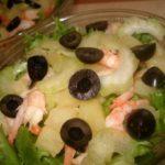 Салат с креветками: очень вкусные и простые рецепты