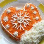 Салаты на новый 2021 год — простые и вкусные рецепты Новогодних салатов