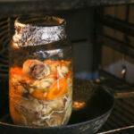 Курица в банке в духовке — 5 простейших рецептов приготовления в собственном соку