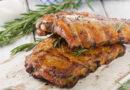 Свиные рёбрышки, запечённые в духовке по-домашнему — 5 простых рецептов приготовления