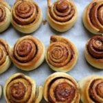 Вкусные булочки с корицей из дрожжевого теста в духовке. Топ-7 простых рецептов